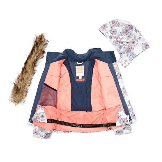 Roxy Jet Ski Girls Snow Jacket