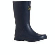 Joules Jnr Roll Up Boys Wellies