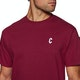 Chrystie C Logo Short Sleeve T-Shirt