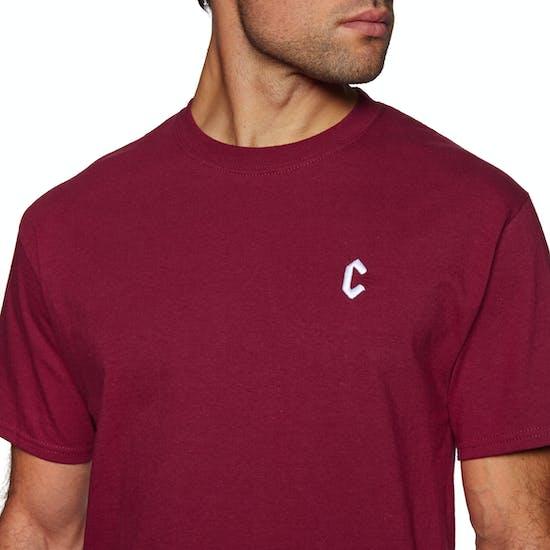 Chrystie C Logo Short Sleeve T-Shirt