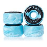 Welcome Spectres Conical 100a Swirls 56mm Skateboard Wheel