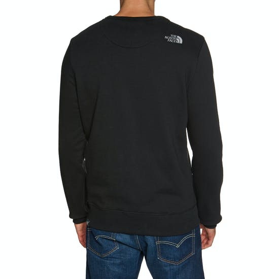 North Face Drew Peak Crew Sweater