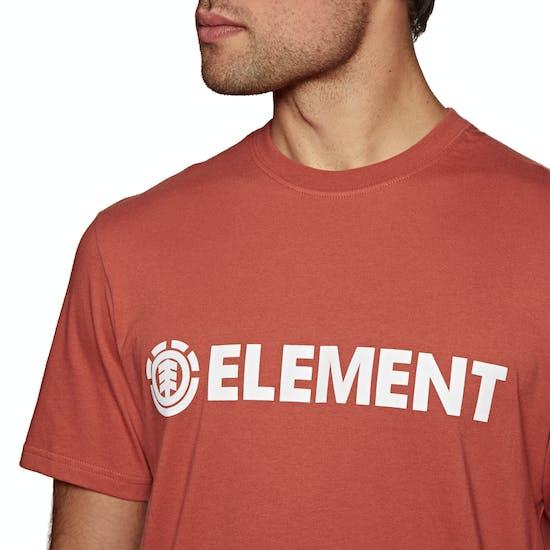 Element Blazin Mens Short Sleeve T-Shirt