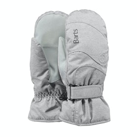 Barts Basic Snow Gloves - Heather Grey