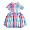 Vestido Joules Martha - Pink Multi Colour Check