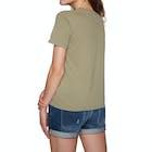 Billabong Happiness Is Ladies Short Sleeve T-Shirt