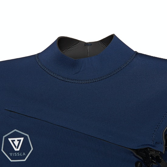 Vissla 7 Seas 4/3mm Chest Zip Wetsuit