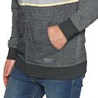 Rip Curl Yarn Dyed Stripe Hz Fleece Zip Hoody