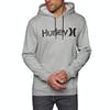 Hurley Surf Check One And Only Pullover Hoody - Dark Grey Heather