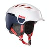 Bern Heist Brim Ski Helmet - Satin Patriot