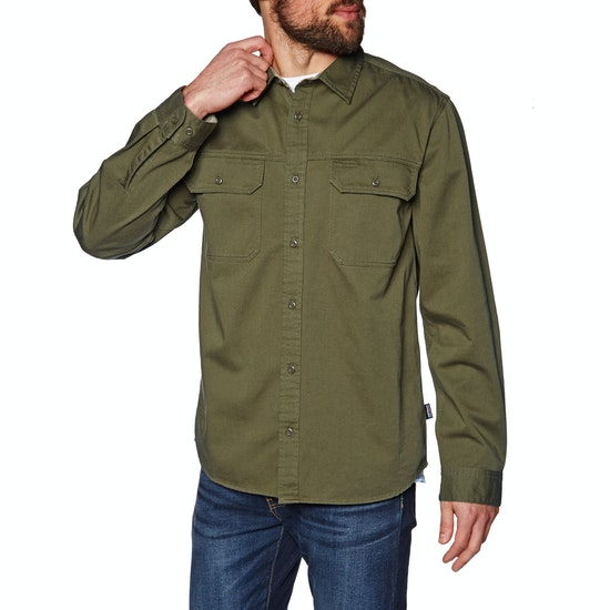Patagonia Four Canyons Twill Shirt