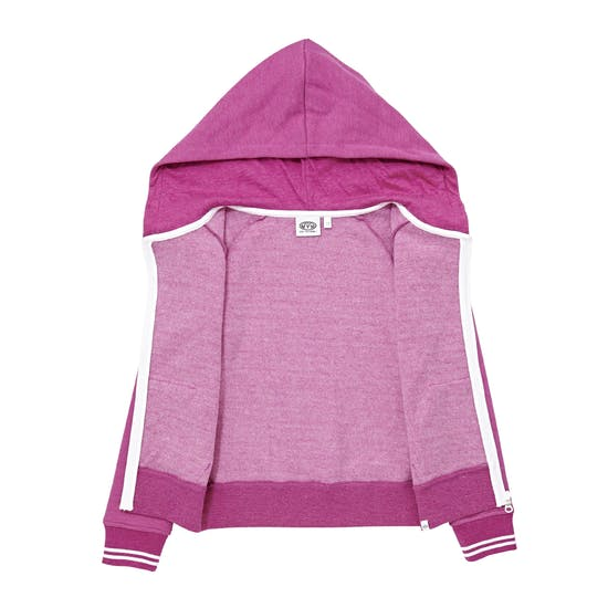 Animal College Girls Zip Hoody