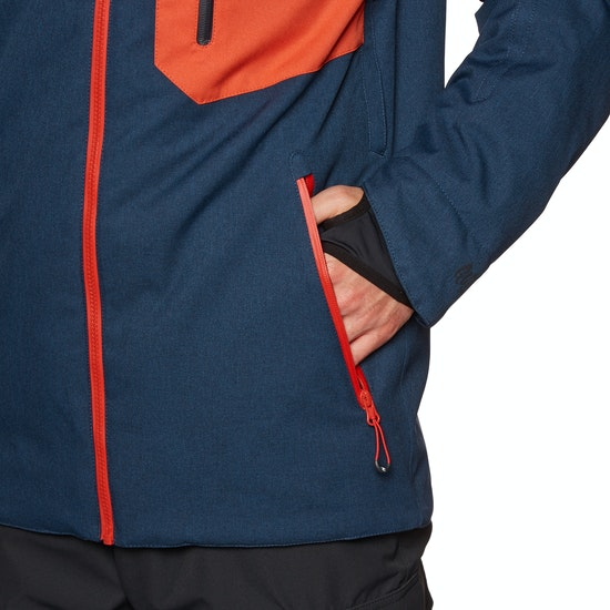 Blusão para Snowboard Rip Curl Rebound Fancy