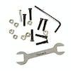 Diamond Supply Co Nyjah Huston Pro Hardware 7/8 Inch Skateboard Bolt - Silver