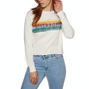 Billabong Play Time Ladies Long Sleeve T-Shirt