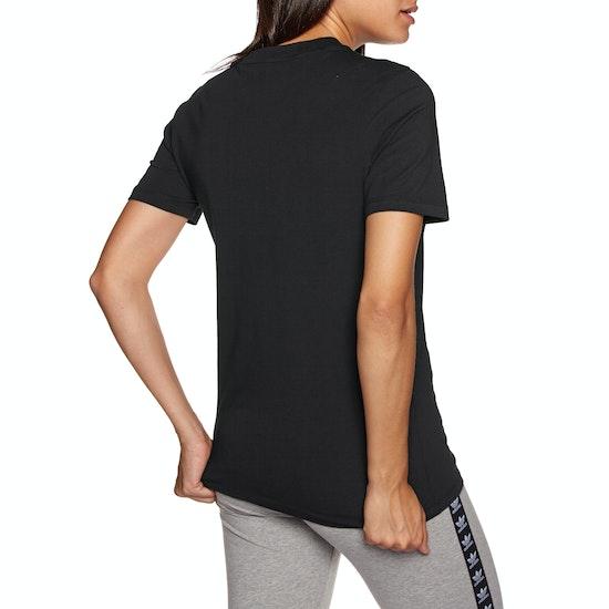T-Shirt de Manga Curta Senhora Adidas Originals Trefoil