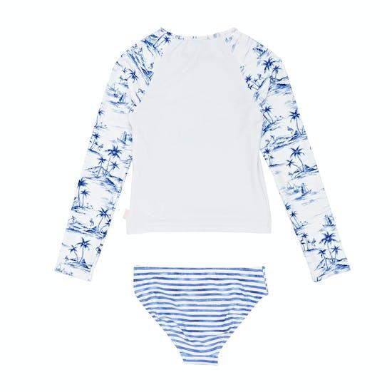 Seafolly Long Sleeve Surf Girls Tankinis