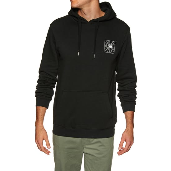 SWELL Curved Pullover Hoody