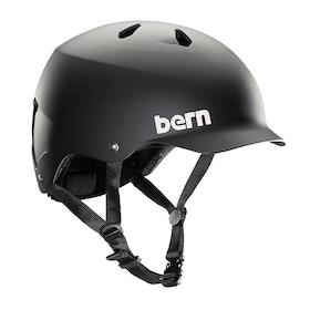 Casco da Skate Bern Watts EPS - Black
