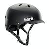 Bern Watts EPS Skate Helmet - Black