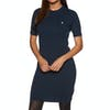 Jack Wills Danesfort Cable Knit Dress - Navy