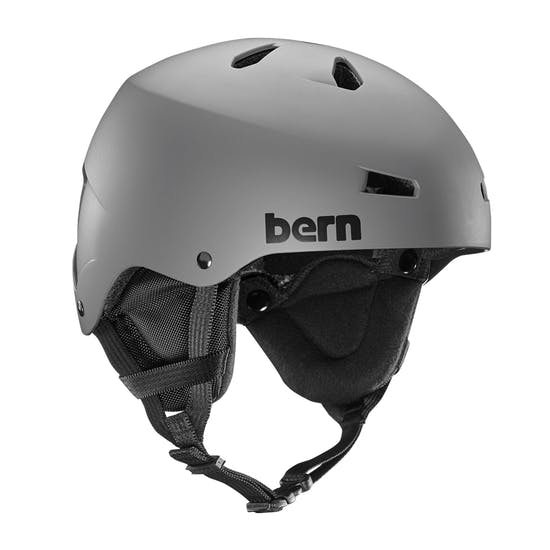Casque de Ski Bern Macon Team