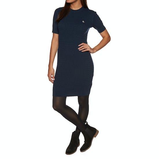 Jack Wills Danesfort Cable Knit Dress
