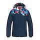 Quiksilver Mission Block Kids Snow Jacket