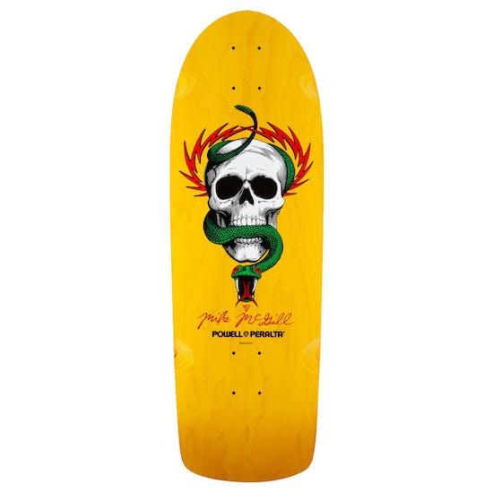 Plataforma de patinete Powell Preissue O.G. Mcgill Skull & Snake 10 Inch