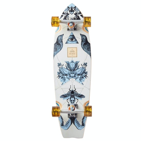 Arbor Bamboo Sizzler 32 Inch Cruiser