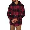 SWELL Protest Hooded Shirt - Blood