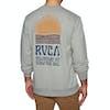 RVCA Daybreak Crew Sweater - Athletic Heather