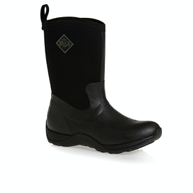 Muck Boots Arctic Weekend Womens Wellies - Black Black
