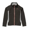 O Neill Slope Fz Girls Fleece - Black Out