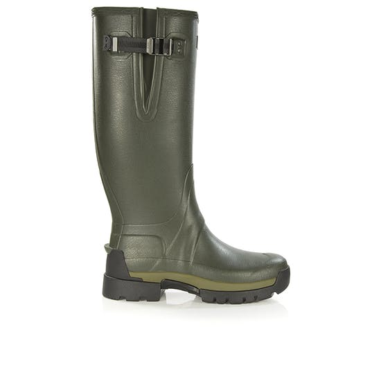 Hunter Balmoral Side Adj 3mm Neoprene Wellies