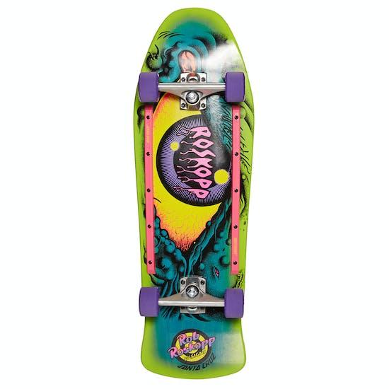 Santa Cruz Cruzer Roskopp Eye 31.25in Skateboard