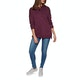 SWELL Hanover Longline Womens Pullover Hoody