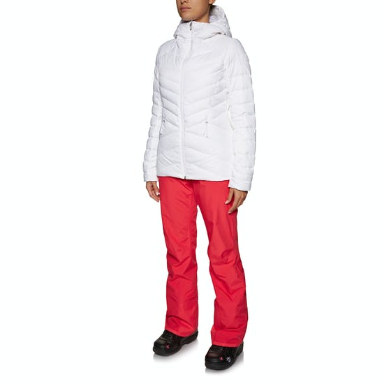 c6ea53bd1 North Face Moonlight Down Womens Snow Jacket available from Surfdome
