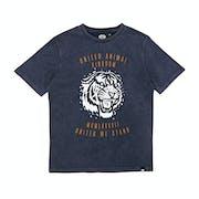 Animal Roar Boys Short Sleeve T-Shirt