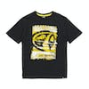 Animal Tabo Boys Short Sleeve T-Shirt - Black