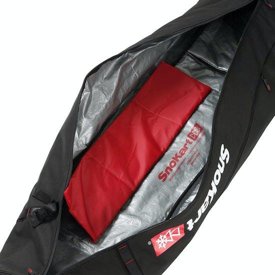 Bolsa de esquí SnoKart 2ski Roller Zoom 160cm-205cm