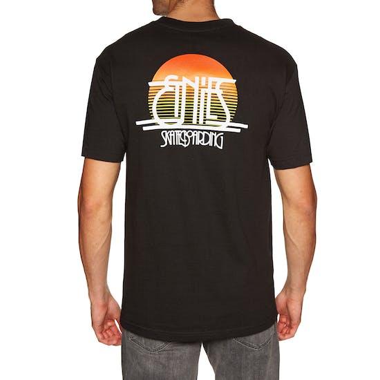 Etnies Sunset Pocket Short Sleeve T-Shirt