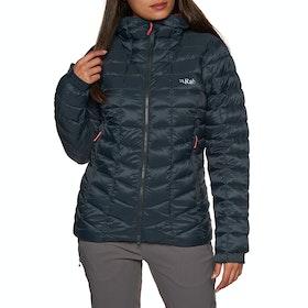 Rab Nebula Pro Womens Jacket - Beluga Passata