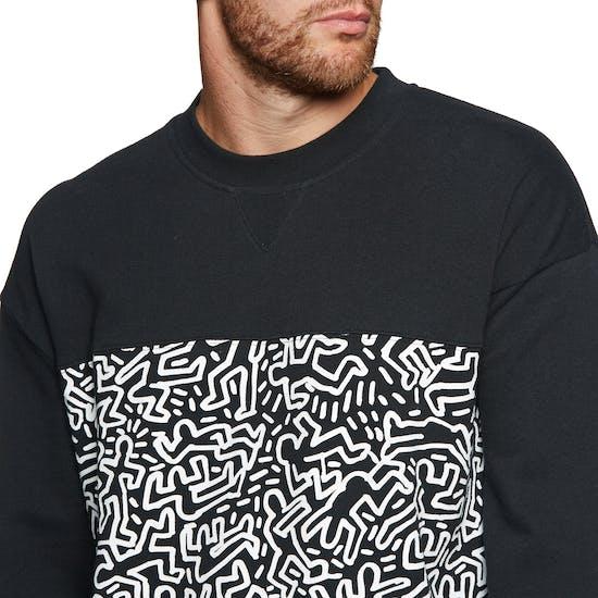 Element KH Panel Crew Sweater