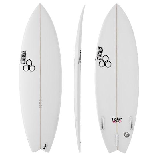 Channel Islands Rocket Wide Futures Surfboard