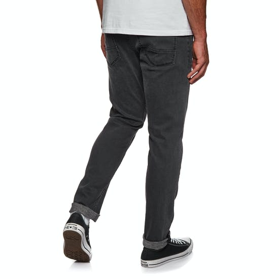 Quiksilver Revolver Smoked Wax Mens Jeans