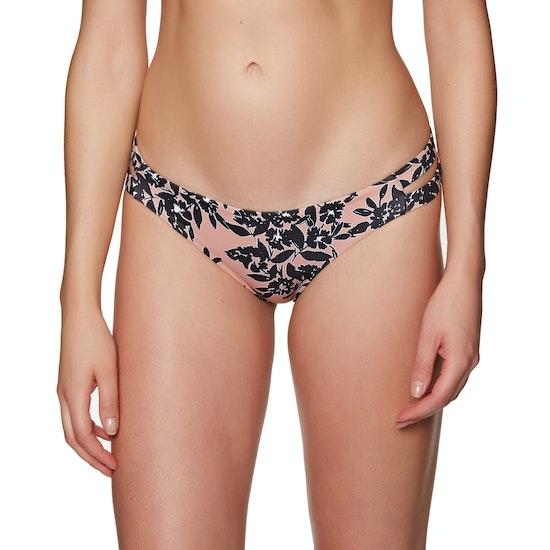 RVCA Isla Floral Medium Bikini Bottoms