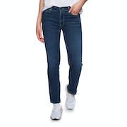 Jeans Femme Levis 712 Slim