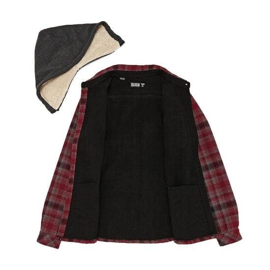 Camisa Billabong Furnace Bonded Flann