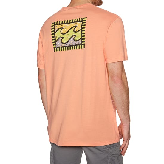 Billabong Nairobi Mens Short Sleeve T-Shirt